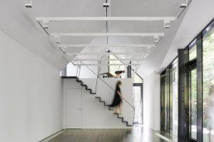 Освещение частной галереи