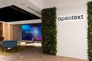 освещение офиса OpenText