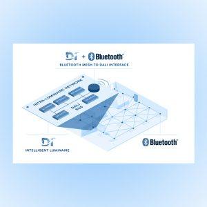 Bluetooth mesh и Dali