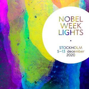 Nobel Week Lights - световые инсталляции